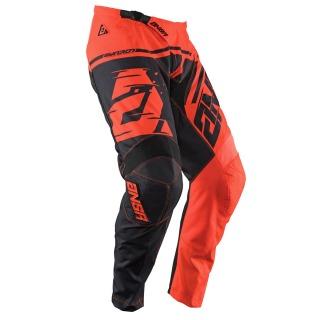 Pantalon ANSR syncron 2018 adulte rouge/noir