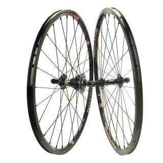 "CRUPI Quad Wheelset 20""x1-3/8"""