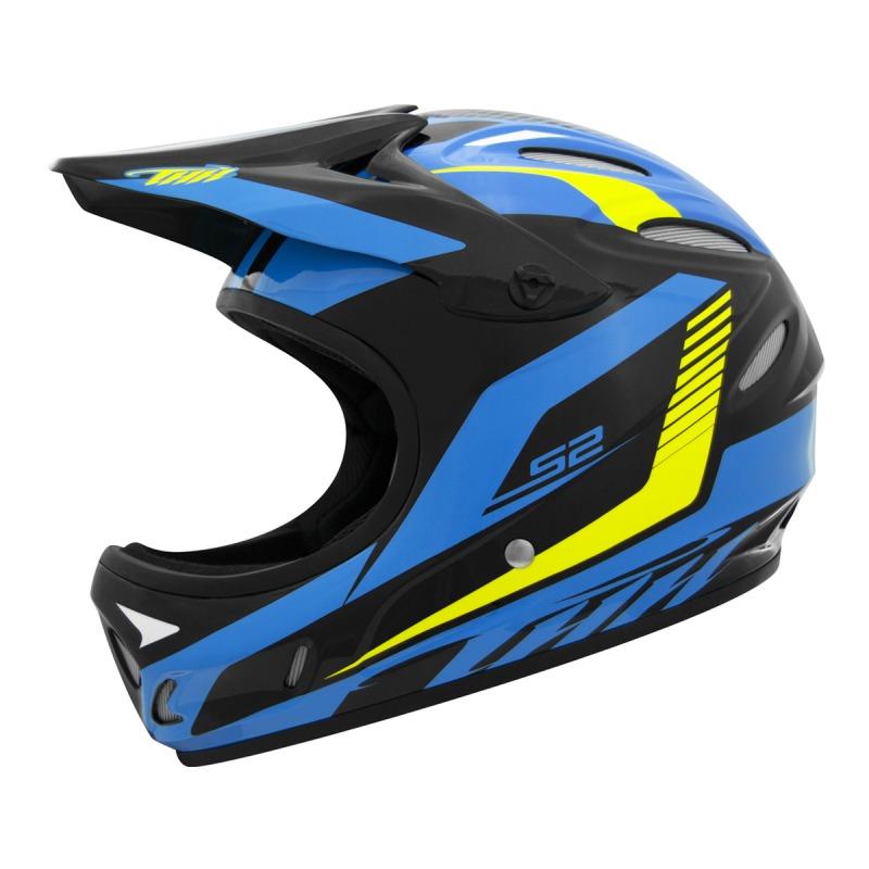 THH S2 2020 helmet black/blue