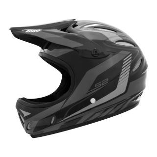 Casco THH S2 2020 negro/gris