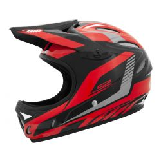 THH S2 2020 helmet black/red