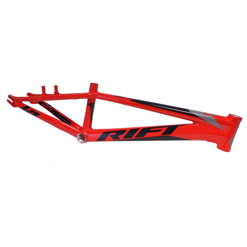 RIFT ES20 Frame red/grey/black