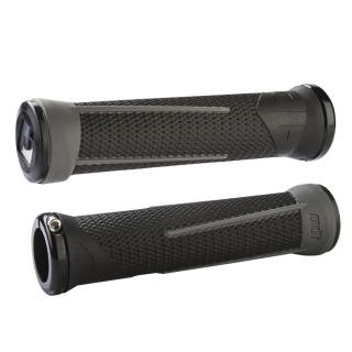 Pack poignee ODI AG1 v2.1 lock on 135mm black/grey