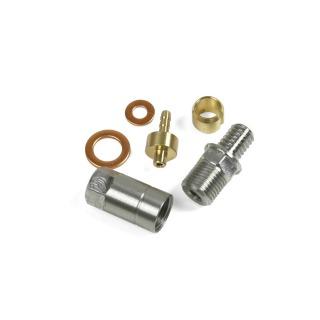 Kit HOPE connecteur droit durite 5mm