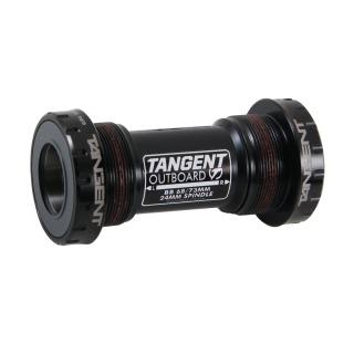Boitier de pedalier TANGENT 68-73mm black