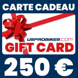 USPROBIKES GIFT CARD 250€