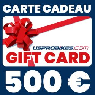 Carte cadeau USPROBIKES 500e