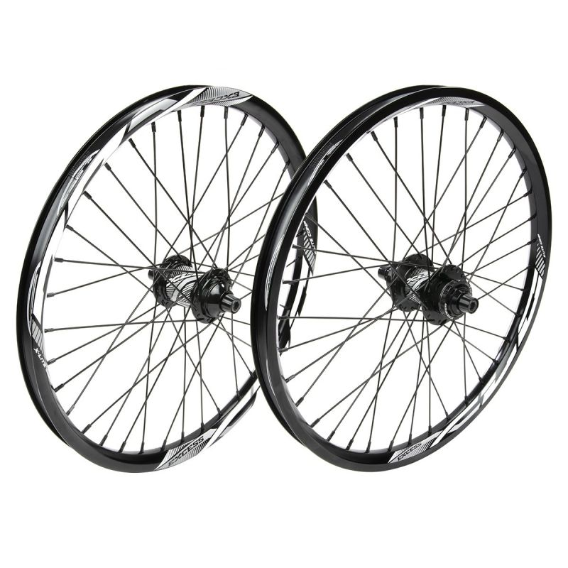 "EXCESS XLC-2 Pro Wheelset 20"" 406"