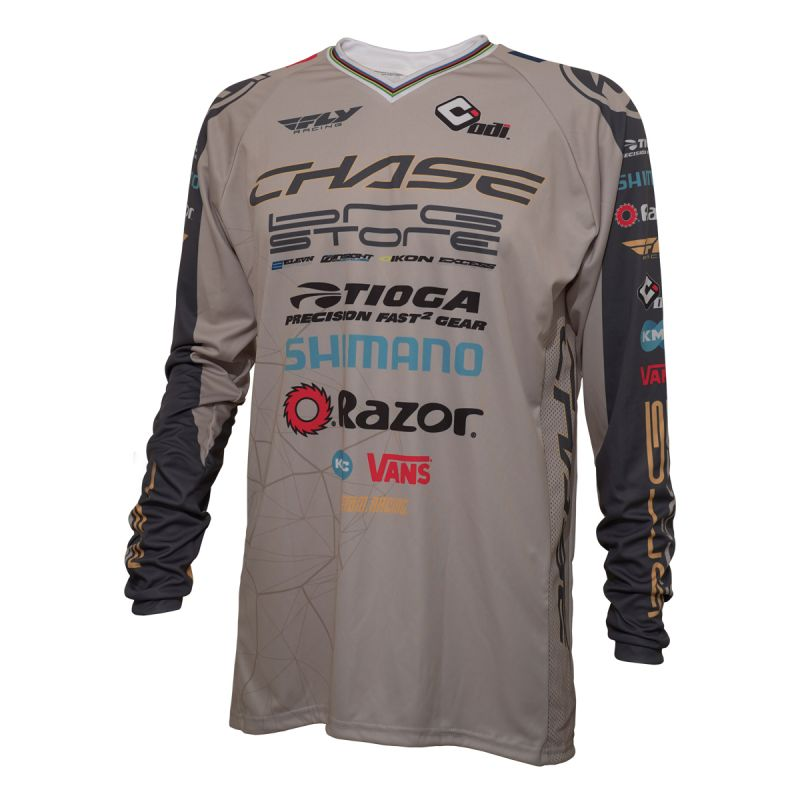 CHASE team 2021 jersey Joris Daudet