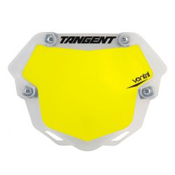 Plaque TANGENT ventril 3D pro yellow/trans red