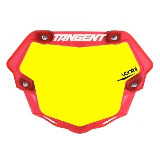 TANGENT Number plate ventril 3D translucent