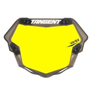 Plaque TANGENT ventril 3D pro trans fond jaune