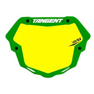 Plaque TANGENT ventril 3D pro fond jaune