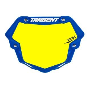 Plaque TANGENT ventril 3D pro yellow/black