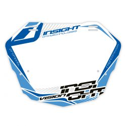 Plaque INSIGHT vision 2 pro white/black