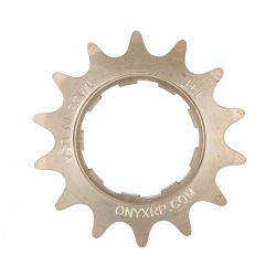 Cassette ONYX stainless steel 14 dents (shimano)