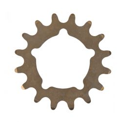 Cassette STEALTH pro 20mm stainless steel 15 dents