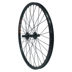 "Roue POSITION ONE avant seal 36H 2 wall SR 20""*1-1/8"" black"