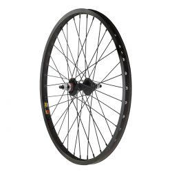 "Roue POSITION ONE avant seal 36H 2 wall SR 20""*1-3/8"" black"