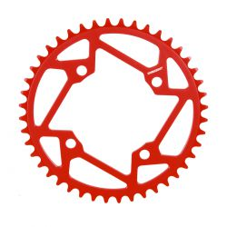 Couronne TANGENT Halo 4 vis rouge