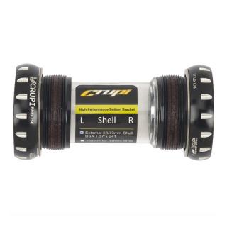 Boitier de pedalier CRUPI precise 68-73mm black