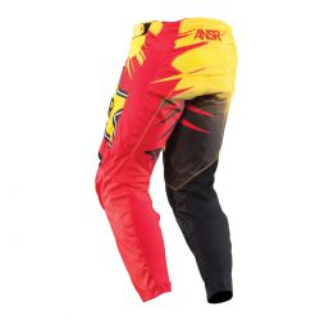 Pantalon ANSR 15 elite rockstar adulte 32 (40FR taille 81-84cm) red/y