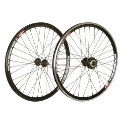 "Roues BOMBSHELL one80 20""x1-3/8"""