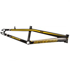 "Cadre SPEEDCO m2 pro xl+ alu 21.35"" direction OD 1-1/8"" black/yellow"