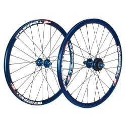 "Roues BOMBSHELL one80 20""x1.50"" 28H"
