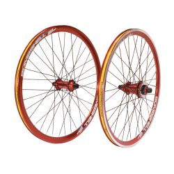 "Roues BOMBSHELL one80 20""x1-3/8"" 36H"