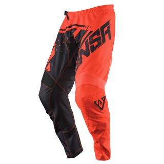 ANSR syncron 2018 pants red/black