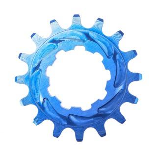 RENNEN blue cog