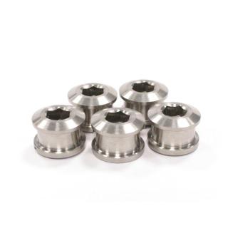 Pack 5 vis ELEVN Titanium 8.5x4mm