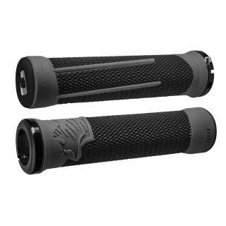 Pack poignee ODI AG2 v2.1 lock on 135mm black/grey