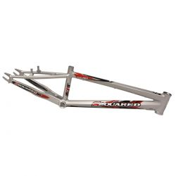 SSQUARED VP frame grey/red