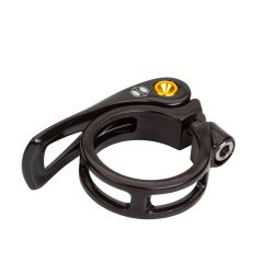 Collier de selle BOX one rapide alu dia 31.8mm black/black