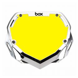 BOX two pro chrome Number plate