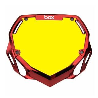 Placa Número BOX two pro chrome