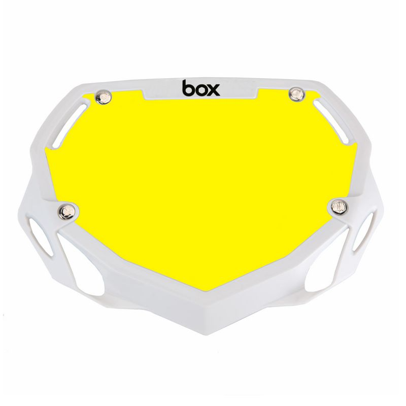 Plaque BOX two mini