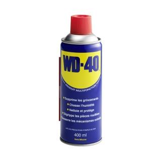 Lubrifiant WD40 multifonction 400ml