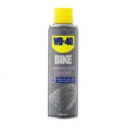 WD40 bike chain Lubricant all conditions 250ml
