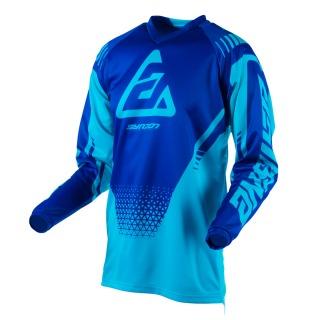 Camisa ANSR Syncron Drift 2019 azul/azul oscuro