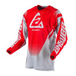 Maillot ANSR Syncron Drift Air 2019 adulte rouge/gris