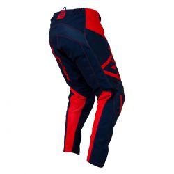 Pantalon ANSR 19 sync drift adulte red/night