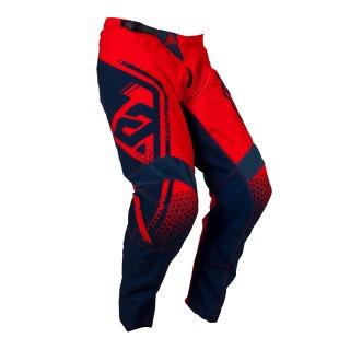 Pantalon ANSR Syncron Drift 2019 rouge/bleu foncé