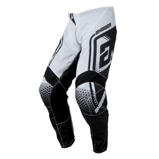 Pantalon ANSR 19 sync air adulte 28 (36FR taille 73-76cm) wht/blk
