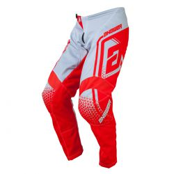 Pantalon ANSR 19 sync air adulte fog/red