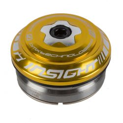 Jeu de direction INSIGHT integre alu 1-1/8'' OD41.8mm black