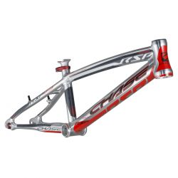 """Cadre CHASE rsp4.0 mini alu 18"""" direction OD 1-1/8"""" polish/red"""