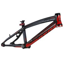 "Cadre CHASE rsp4.0 mini alu 18"" direction OD 1-1/8"" black/red"